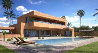 Luxueuse Villa à la Palmeraie