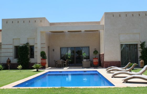 Villa Luxueuse Marrakech